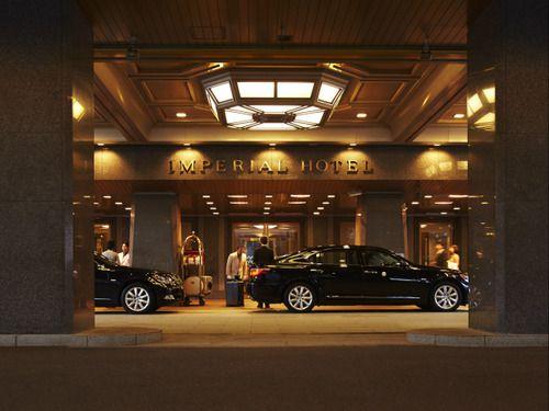 日本が誇る高級ホテル!一度は泊まってみたい「帝国ホテル東京」の魅力とは