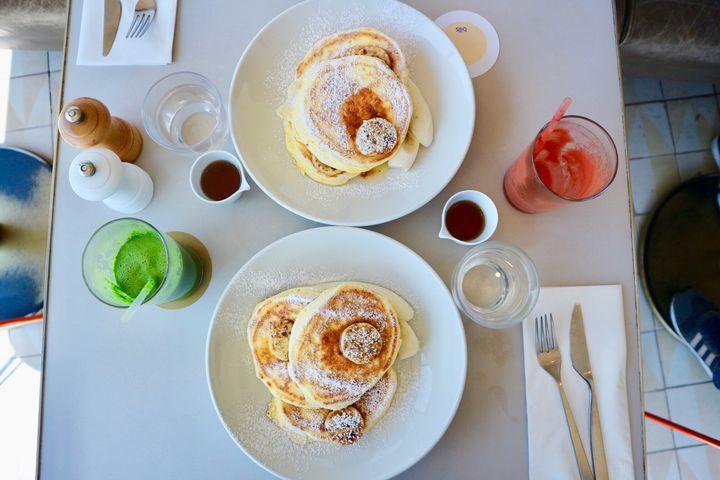 """朝活していい1日にしよう。都内で朝から""""パンケーキ""""が食べられるお店9選"""