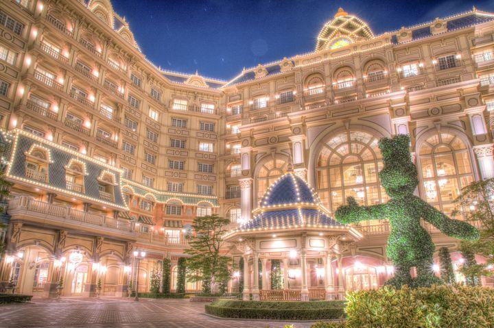 ホテル ディズニー オフィシャル 東京ディズニーリゾート® ホテル