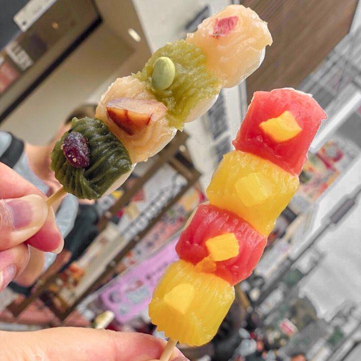 鎌倉に行ったら外せない!「小町通り」周辺のオススメ食べ歩きグルメ9選