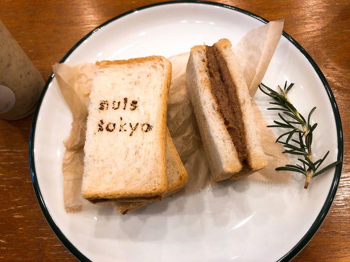 """1日限定15食の〇〇サンド。東京・広尾の""""nuts tokyo""""が気になる"""