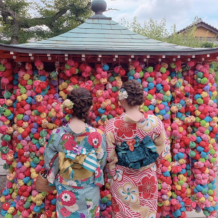 """まるでタイムスリップ!着物で写真が撮りたくなる京都の""""和風スポット""""12選"""