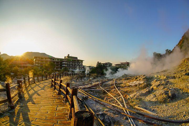 絶景&温泉の最強コラボ!この冬行きたい絶景を楽しめる温泉10選