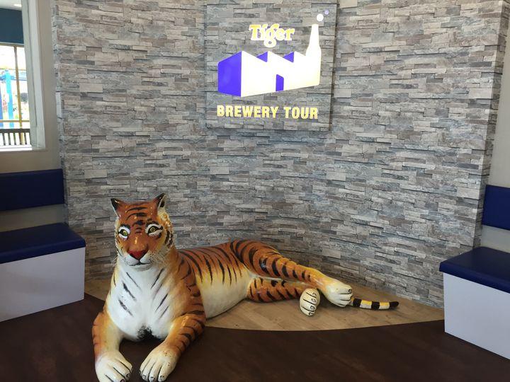 シンガポールの穴場観光地!「タイガービール」の工場見学に行くべき理由とは