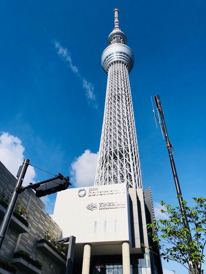 東京・下町を楽しみ尽くす。東京スカイツリー周辺の1日デートプラン