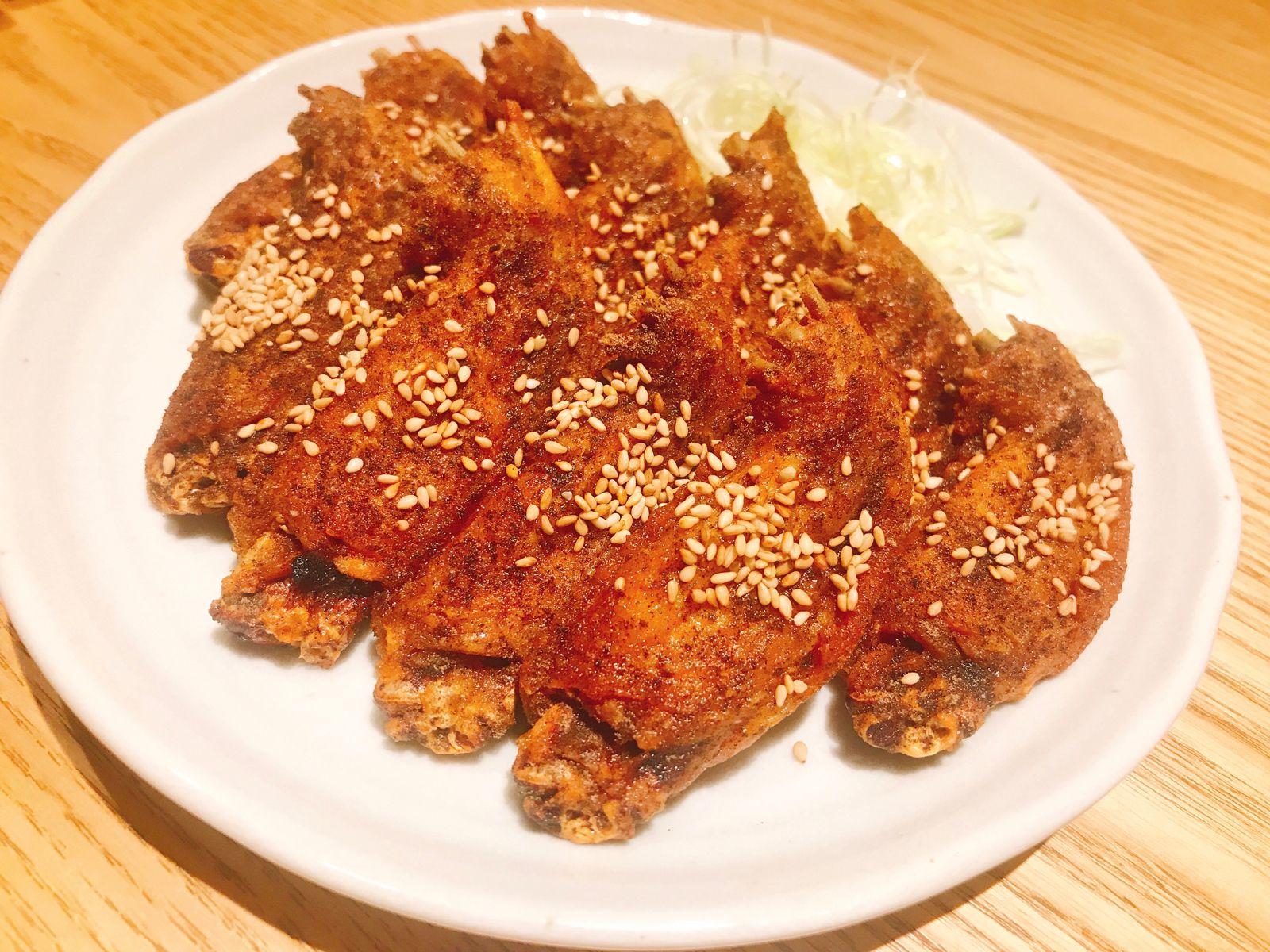 唐 人気 先 手羽 揚げ レシピ
