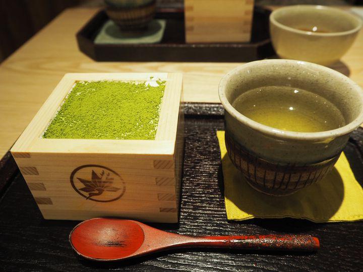 抹茶ティラミスが鎌倉に!鎌倉小町通りの「もみじ茶屋」って知ってる?