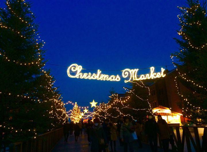 【終了】本場ドイツの世界観を再現!「クリスマスマーケットin横浜赤レンガ倉庫」今年も開催