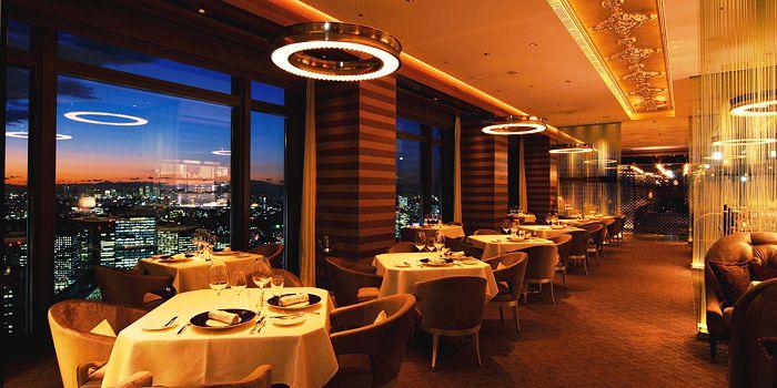 """秋の月夜に、あの人と。東京都内の""""夜景が楽しめる""""レストラン11選"""