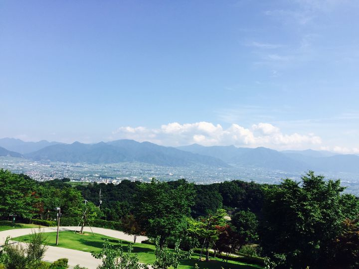 富士山を臨む丘陵地!山梨県笛吹川フルーツ公園でしたい5つのこと