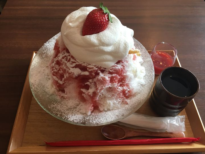 まもなく旬の季節到来!並んででも食べたい東京のかき氷店7選