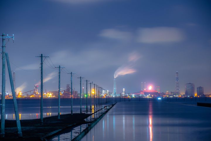 もう一つのウユニ塩湖が日本に!現在は見れない秘境「江川海岸」とは