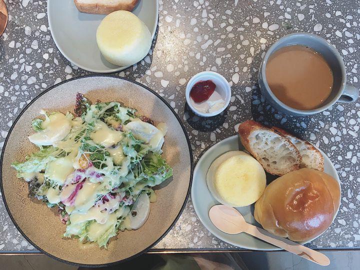 コスパ最高のパン食べ放題!渋谷「koe' lobby」で朝活したい