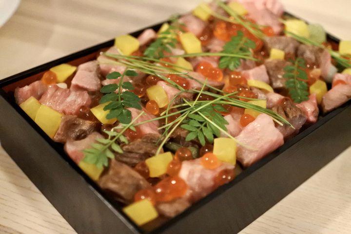 職人の味をテイクアウトで。東京都内の絶品ちらし寿司弁当まとめ