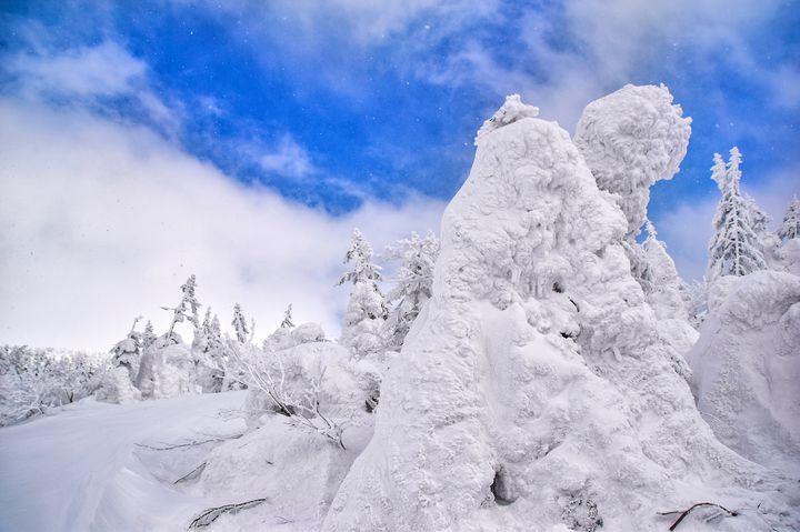 ここは本当に現実世界?冬に見たい全国の大自然スポット集