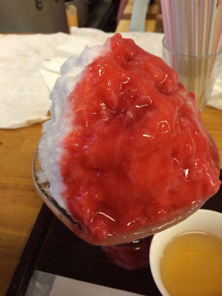今年の夏絶対に食べたい!日本全国の本当に美味しい「かき氷」10選