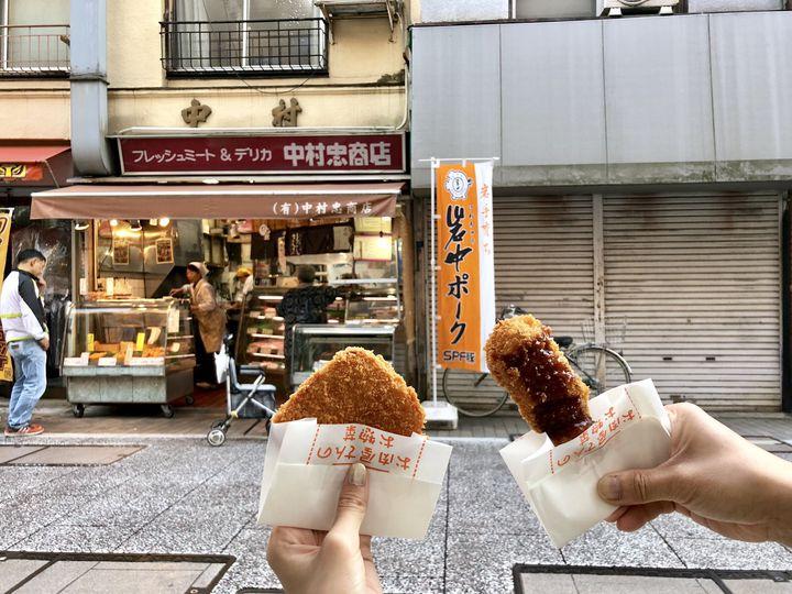 """いざ、食べ歩きトリップへ!東京都内のおすすめ""""食べ歩き""""スポット7選"""