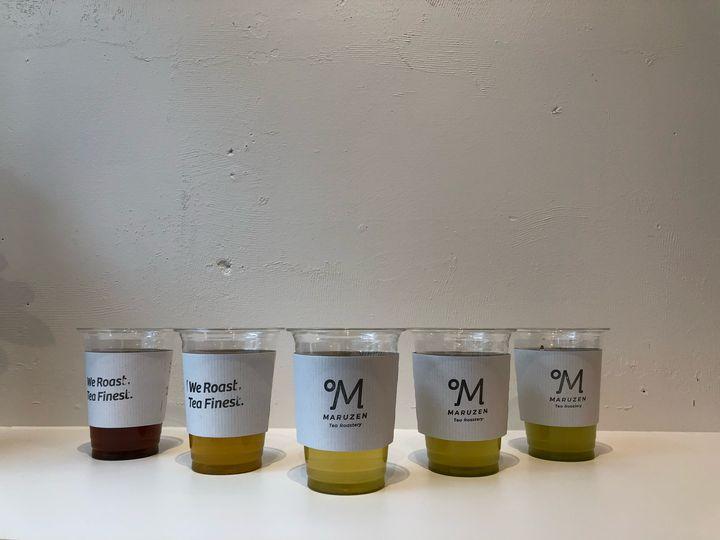 お茶の魅惑に溺れよう。静岡「MARUZEN tea roastery」が大人気