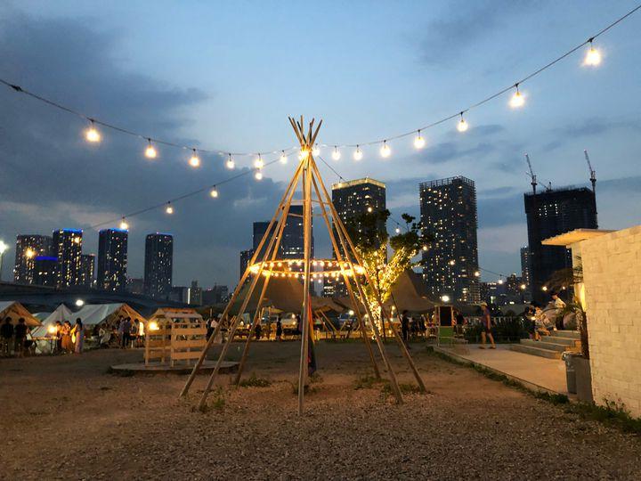 都内で気軽に週末キャンプ!東京都内のおすすめキャンプ場ランキングTOP15