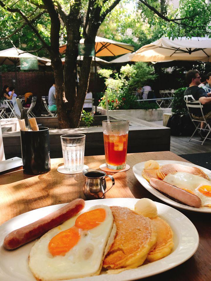 絶品朝食ではじめる一日はいかが?東京のモーニング7選