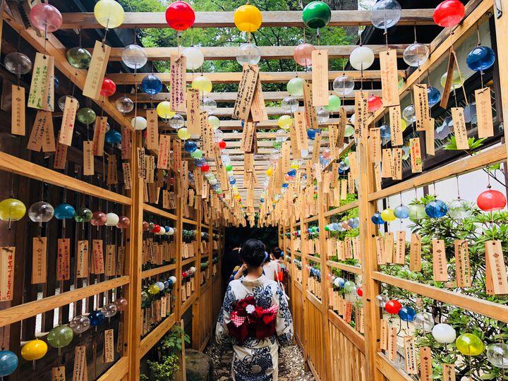縁結びの神さま「川越氷川神社」が、あまりに素敵すぎる!