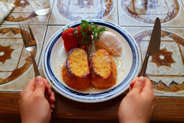 おしゃカフェで至福のひとときを。東京都内のフレンチトースト7選