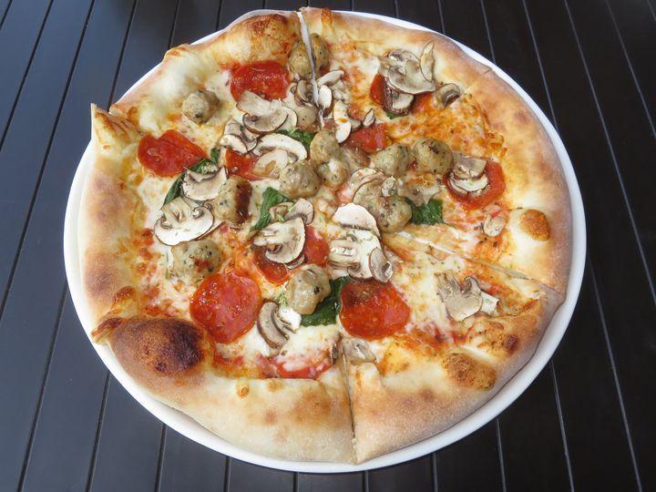 ラゾーナ川崎に行ったら食べたい!「カリフォルニアピザキッチン」とは