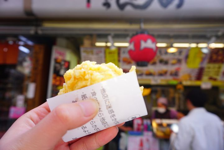 食べなきゃ損!浅草で人気の食べ歩きグルメランキングTOP15