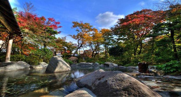 家族で温泉旅行へGO! 秋の行楽シーズンに行きたい箱根の温泉 ...