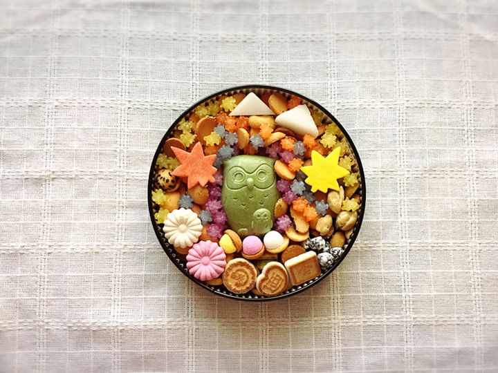 可愛い お 菓子