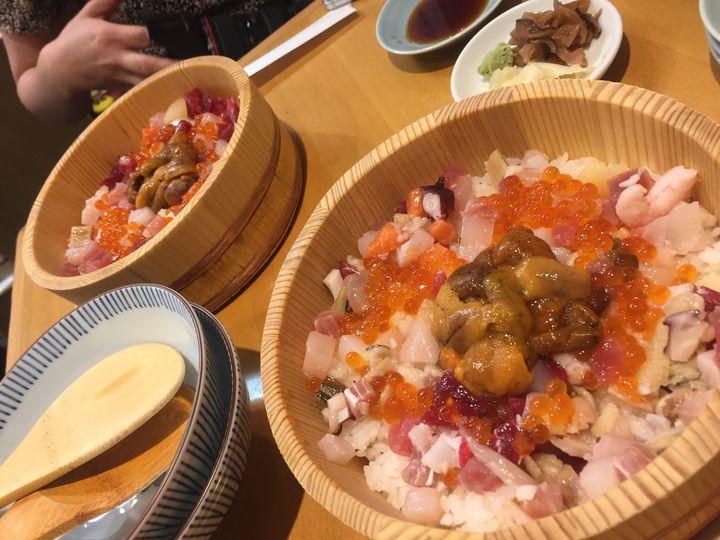 海鮮が散りばめられた宝石箱!東京都内でちらし寿司が食べられるお店10選