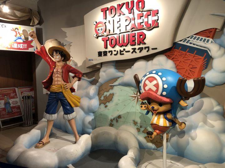 冒険がいっぱい!「東京ワンピースタワー」でしたい5つのこと