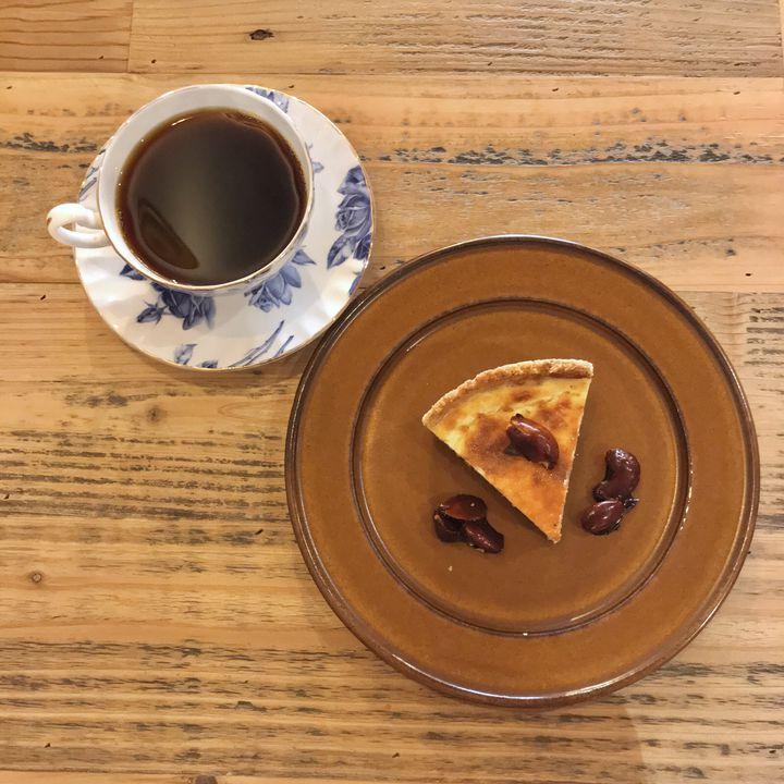 大阪 カフェ カフェトキオナ