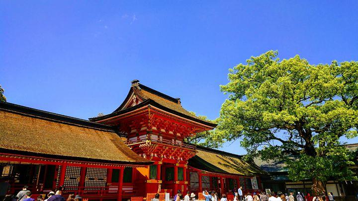 新年は英気と運気を養おう!初詣に行きたい大分県内の寺社7選