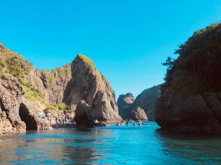 """海が見たい季節!日本全国の""""綺麗な海""""を見ることができる絶景スポット9選"""
