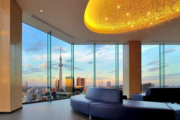 こんな絶景ホテルが東京に!浅草「ザ・ゲートホテル雷門」からの夜景が綺麗すぎる