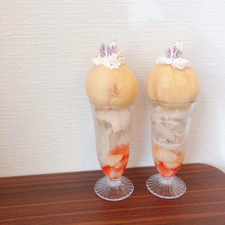 この夏絶対食べたい!日本全国の可愛すぎる最新「桃スイーツ」9選