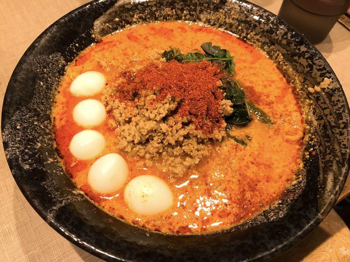 ふーふー、ズルズルっ、辛い!東京都内のこの夏に食べたい「担々麺」8選