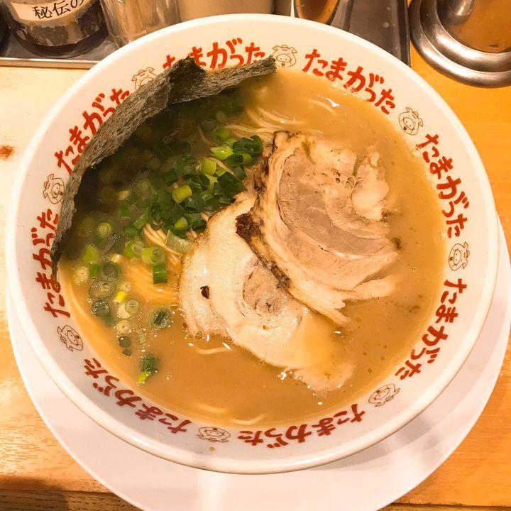 """細麺と濃厚スープを味わいたい!横浜で""""博多系とんこつラーメン""""が食べれる店7選"""