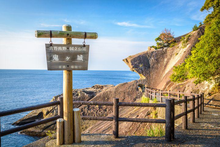 世界遺産で奇岩を堪能!熊野の鬼ヶ城でしたい5つのこと