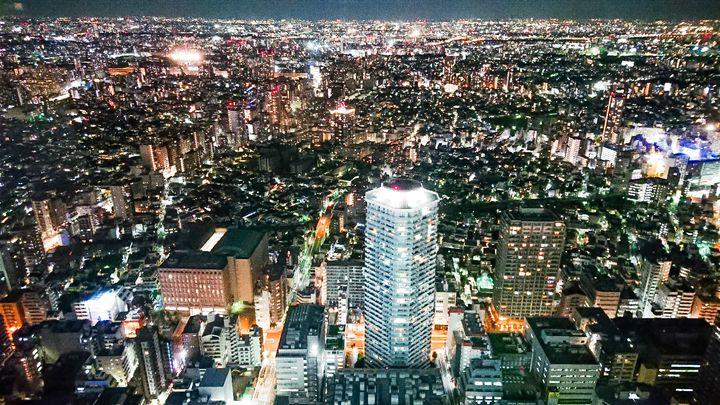 冬デートは夜景で決まり。カップルで行きたい東京の夜景SPOT集