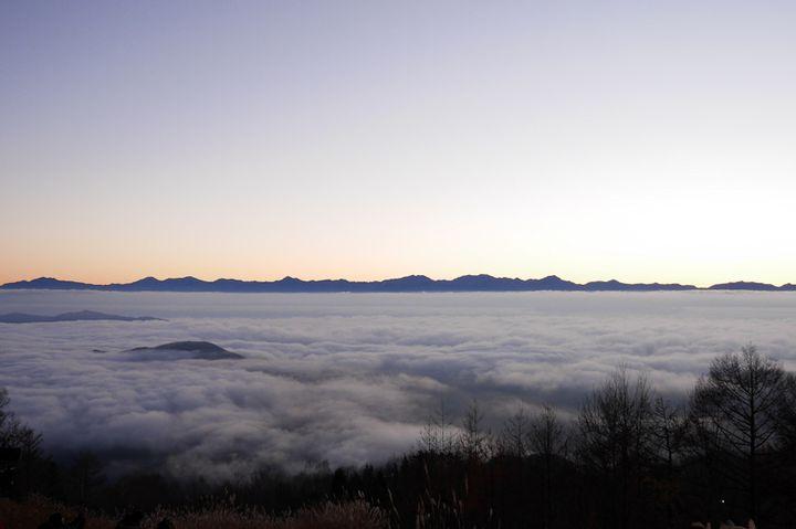 【終了】眼下に広がる雲の海。「ヘブンスそのはら」で雲海のベストシーズン到来!