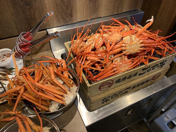 冬グルメの王様!カニ。結局ほんとに美味しい蟹ってどこで食べられるの?