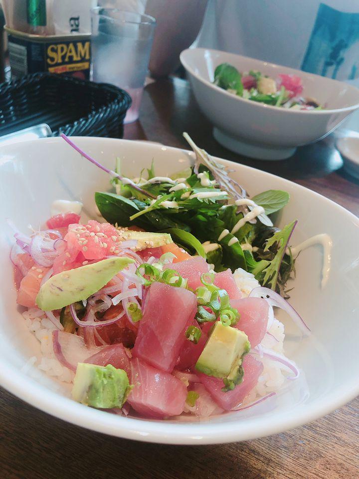 横浜人気グルメ MANOA Aloha Table