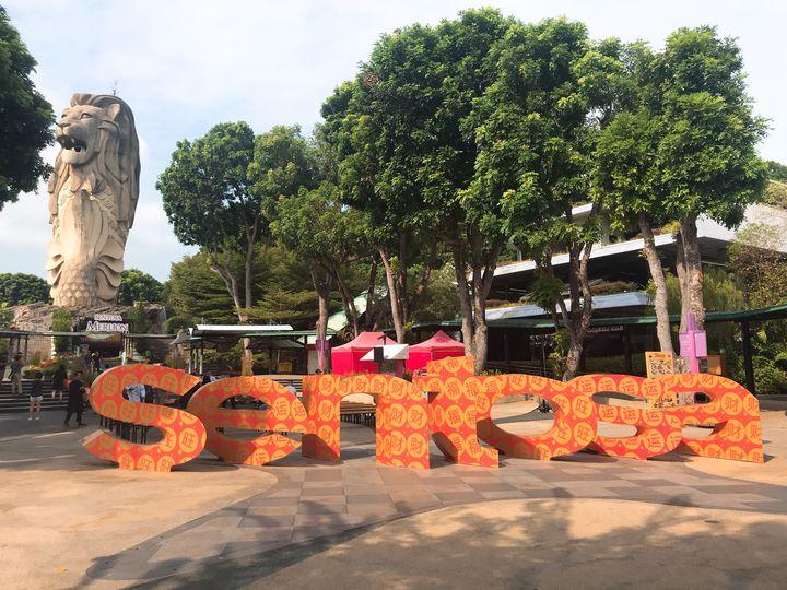 遊びつくすならここ!シンガポール「セントーサ島」の定番観光スポット12選