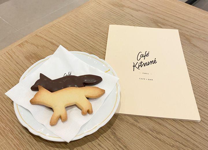 その一枚が食べたいの。可愛くて美味しいクッキーが食べられるお店