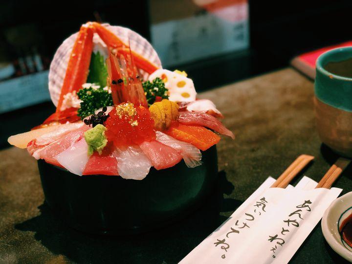 金沢駅近で海鮮三昧!金沢駅近くのおいしい海鮮がいただけるお店7選