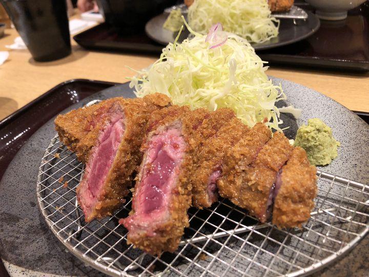 牛かつが美味すぎる!東京都内でオススメの「牛かつ」人気店7選