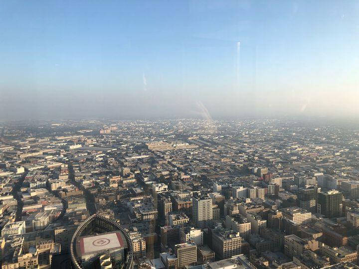 絶景&絶叫を体感!ロサンゼルス「OUE Skyspace LA」とは