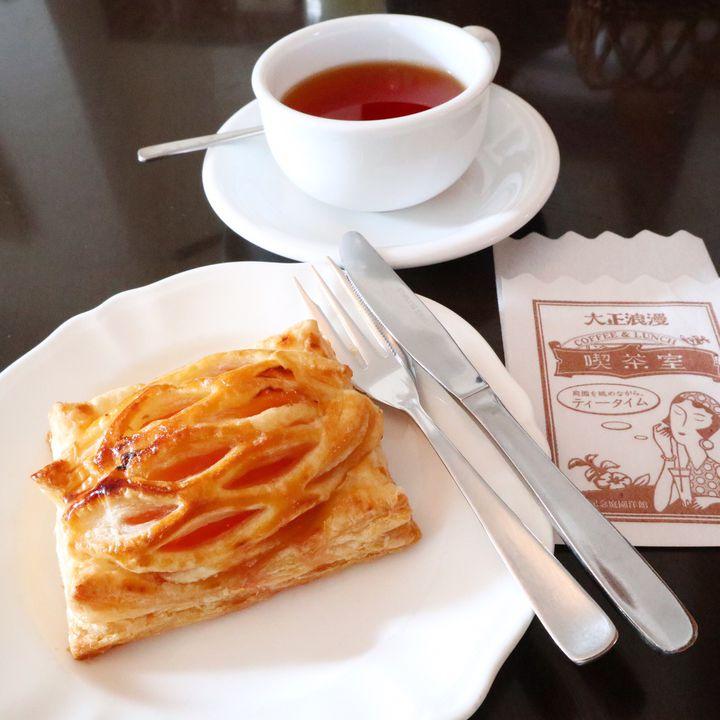 自慢の味を召し上がれ。青森で食べられる絶品「りんごパイ」のお店12選